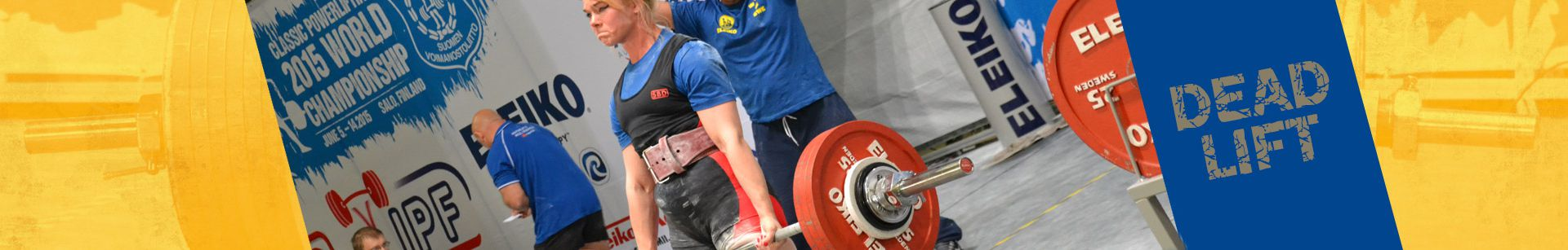 EPF - European Powerlifting Federation